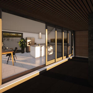 Marraum Architects_Constantine_Full House Renovation_Kitchen 01