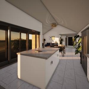 Marraum Architects_Constantine_Full House Renovation_KitchenLounge 01