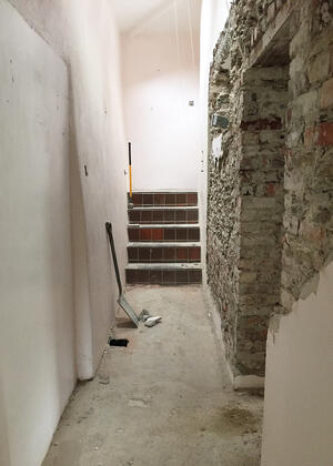 Marraum Architects_St Just_Renovation and Extension_Construction 04