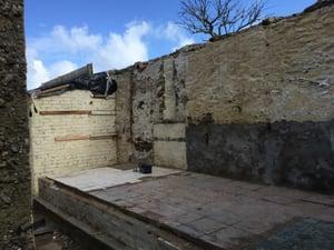 Marraum Architects_Crantock_Full House Renovation_Construction 01