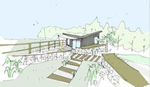 Marraum Architects_Crantock_Full House Renovation_Ancillary Sketch 01