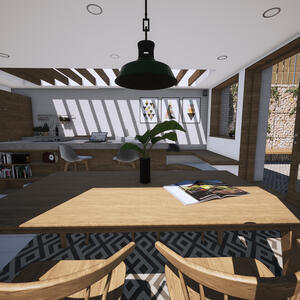 Marraum Architects_Crantock_Full House Renovation_Kitchen Extension 03