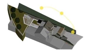 Marraum Architects_Crantock_Full House Renovation_Sun Path 01