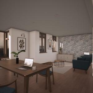 Marraum Architects_Flushing_Full House Renovation_Interior Render 03