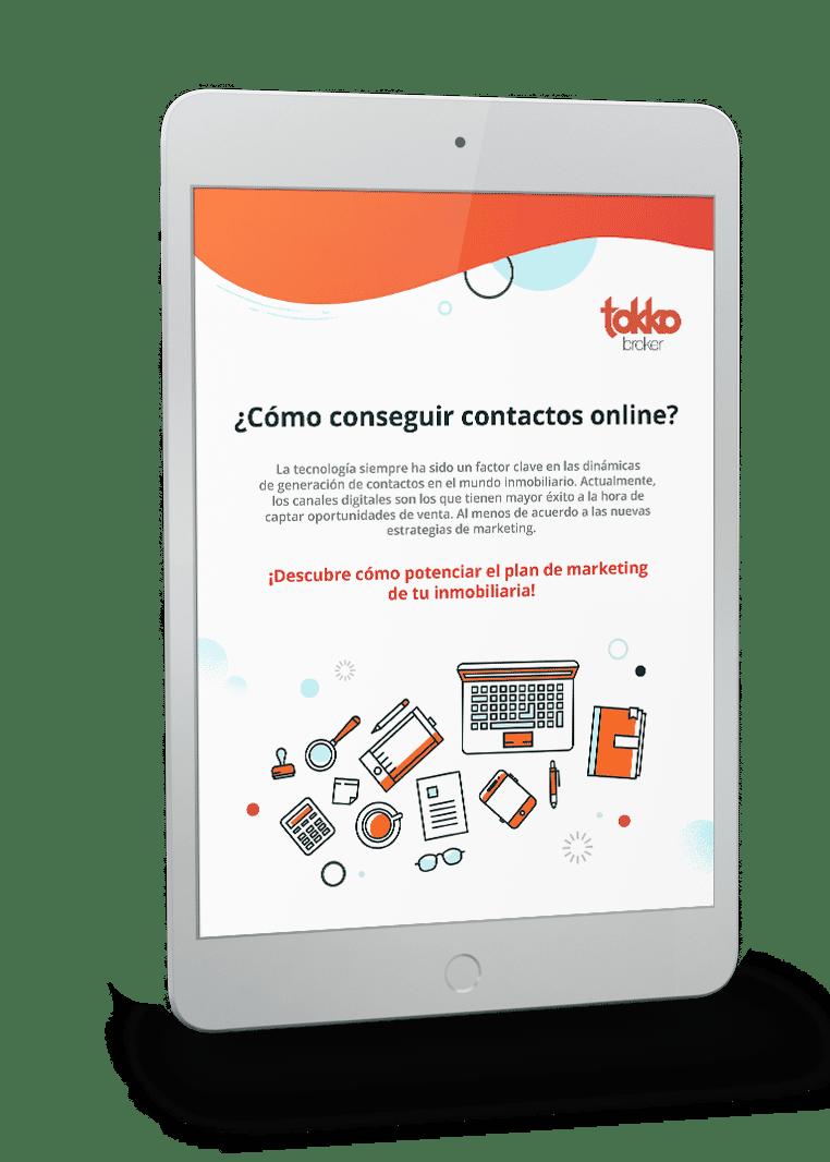 eBook Gratuito - ¿Cómo Conseguir Contactos Online?