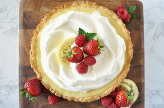 Creamy Lemon Tart