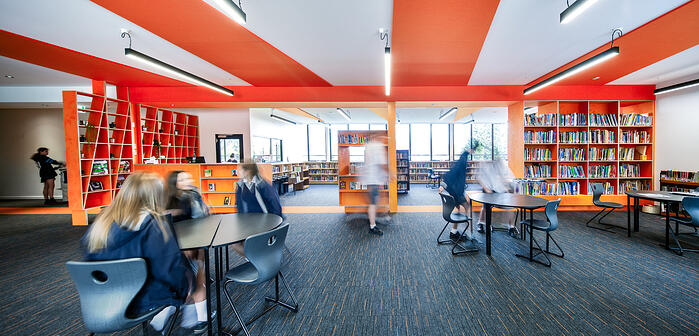 Diamond Valley College Library