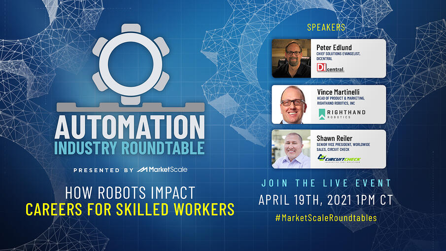 Circuit Check Participates in an Automation Industry Roundtable