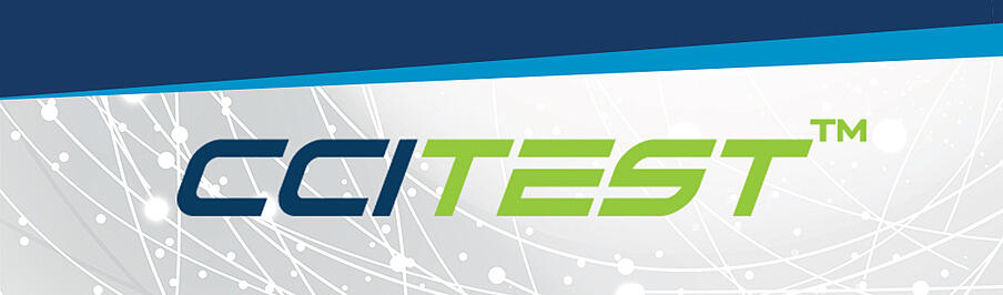 Long-time CCITest software gets an updated logo