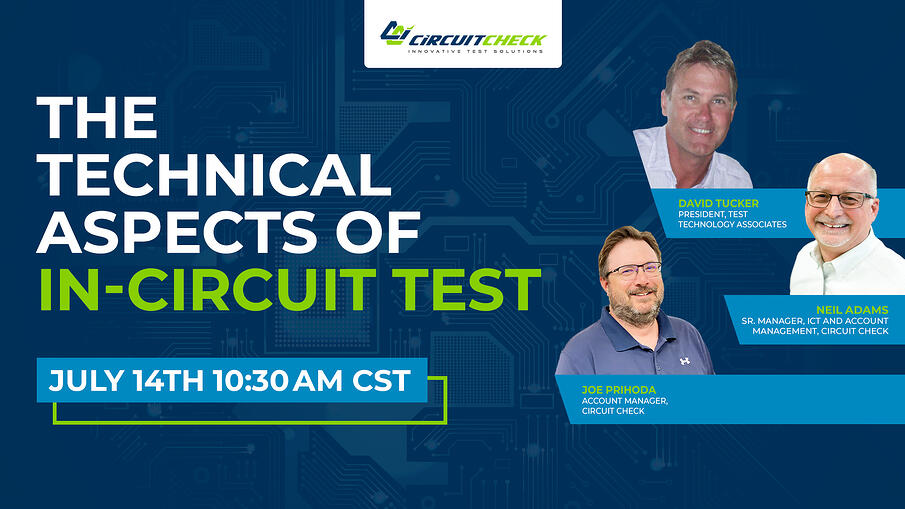 On Deck with Circuit Check - The Technical Aspects of In-Circuit Test