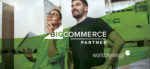 bigcommerce world synergy ecommerce saas platform