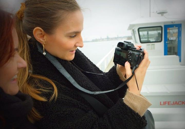 Så anordnar du en lyckad fotografering för sociala medier