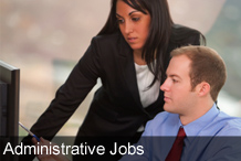 Adminsitrative Jobs