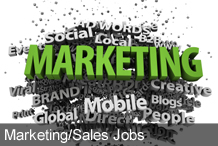 Marketing/Sales Jobs