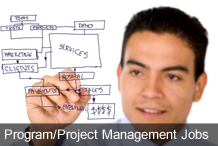 Program/Project Management Jobs