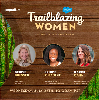 Trailblazing Women: Free Webinar on How to Build & Run a Business with Heart & Hustle