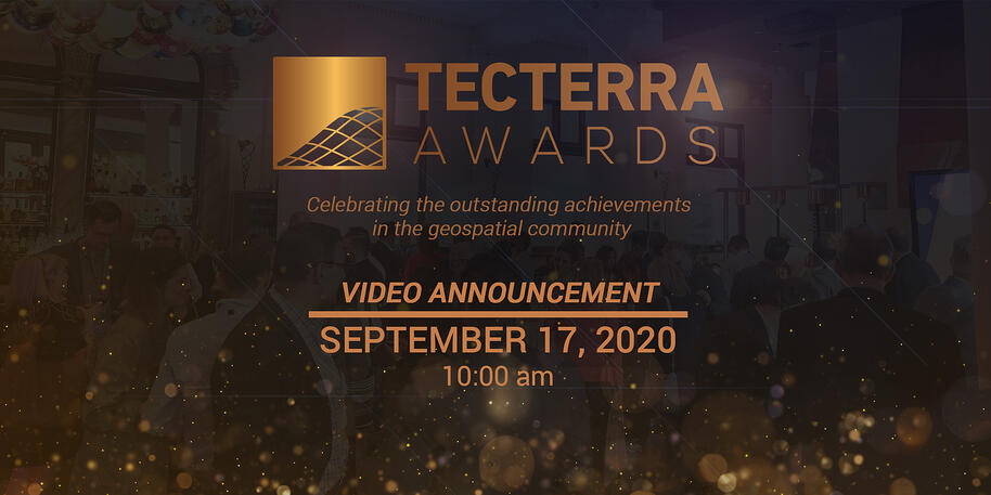 TECTERRA Awards Video Announcement