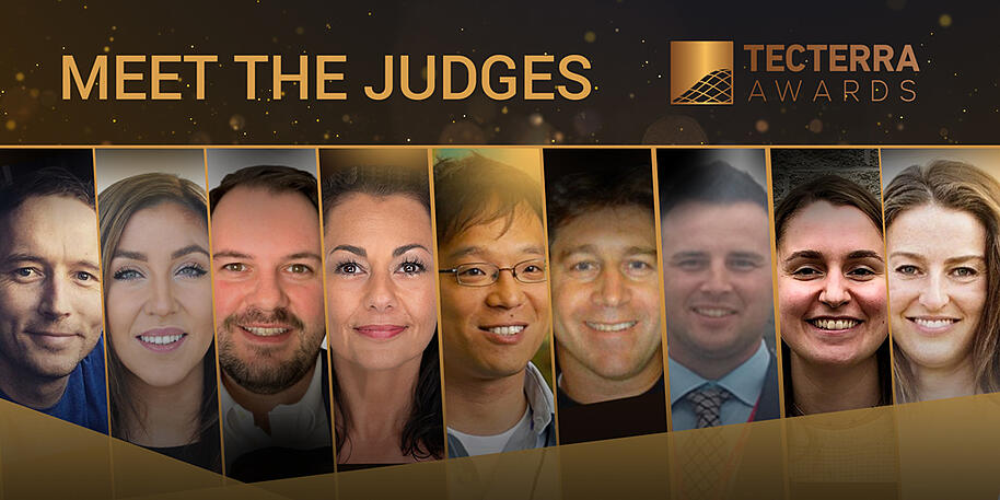 Meet the TECTERRA Awards Judges!