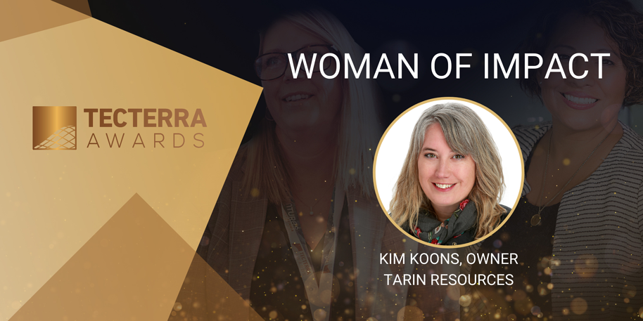 MEET KIM KOONS, TECTERRA'S 2020 WOMAN OF IMPACT