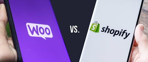 WooCommerce vs Shopify Plus