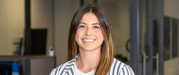 Sydney Crockett Joins #TeamOnsharp as a Digital Strategist