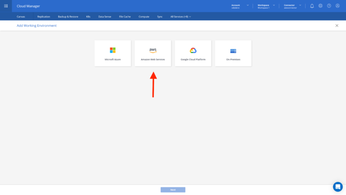 staging.cloudmanager.netapp.com_add-working-environment_choose-type(AOC)