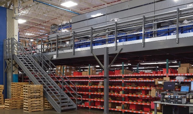 It's time for your business to enjoy the many mezzanine floor advantages available