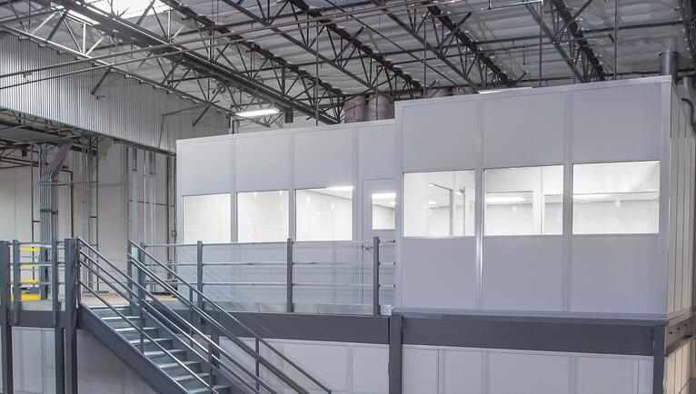 Mezzanine office space is just what your company needs