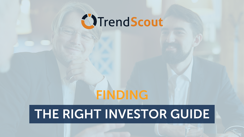Finding the Right Investor Guide