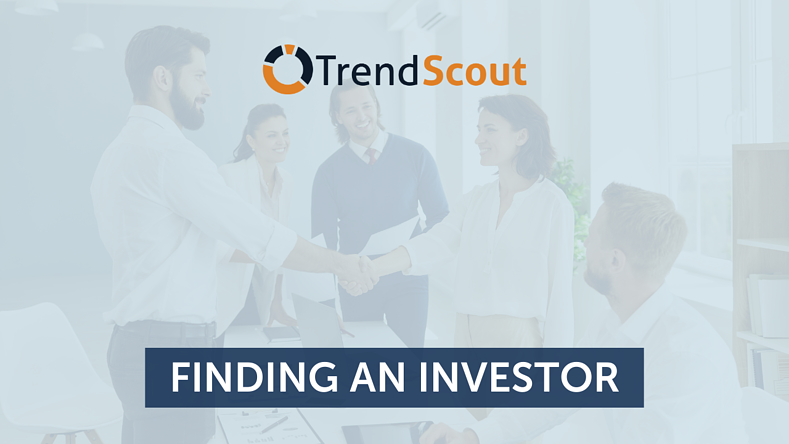 Finding an Investor