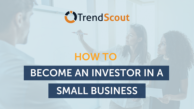 How to become an investor in a small business