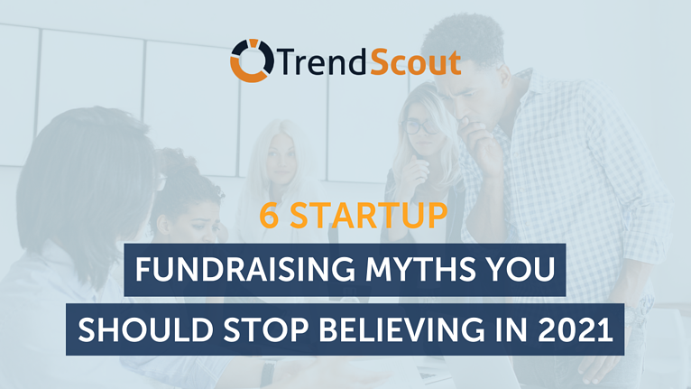 startup fundraising myths featured image