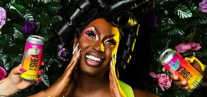 Shea Couleé and Shea Cool-Ade