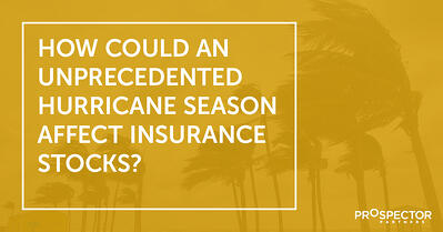 Exploring what seven cyclones in the Atlantic could mean for insurance and reinsurance stocks