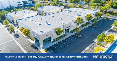 Industry Spotlight: Property-Casualty Insurance for Commercial Lines