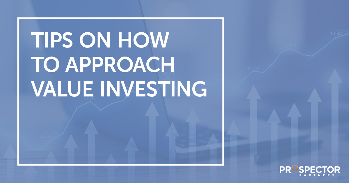 Tips on How to Approach Value Investing