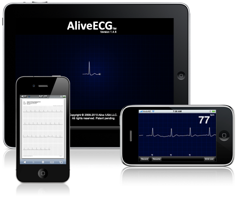 AliveCor iPhone ECG