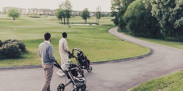 Krafttraining & Golf - der Mix macht's!