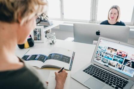 Kaikki irti Instagramin yritystilistä: Osa 3, Houkuttele visuaalisuudella