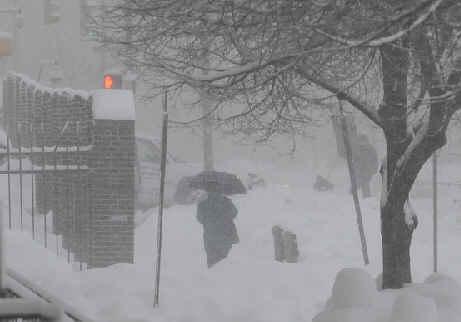 Mid-Atlantic Blizzard