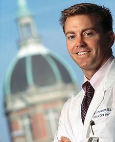 Dr. Peter Provonost Johns Hopkins