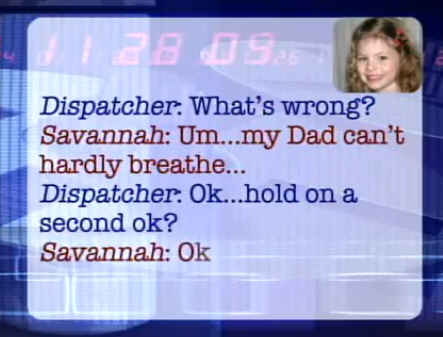 911 Call by 5 year old