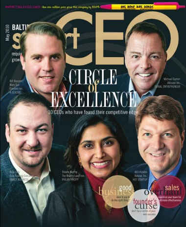 SmartCEO Awards Ankota Hot Startup of 2010