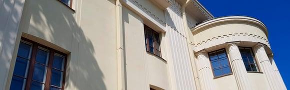 Laadukas hankesuunnittelu kiteytyi Katajanokan Kasinon julkisivuremontissa