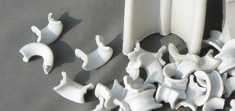 Ceramic Heat Transfer Media