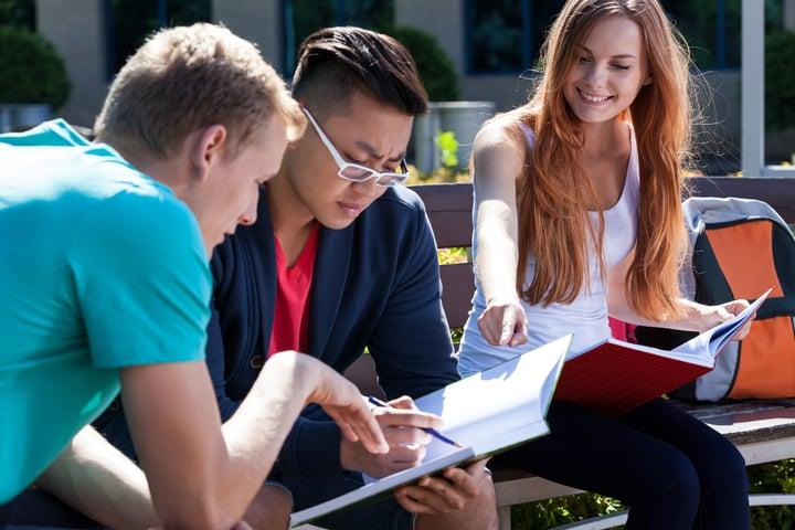 Intercultural communication: navigating international students' cultural norms