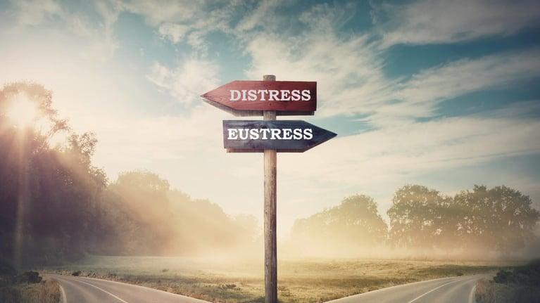 Distress vs. Eustress-- Coronavirus and The Road Not Taken