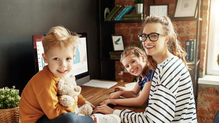 Make A Game Plan For Balancing Work With Family