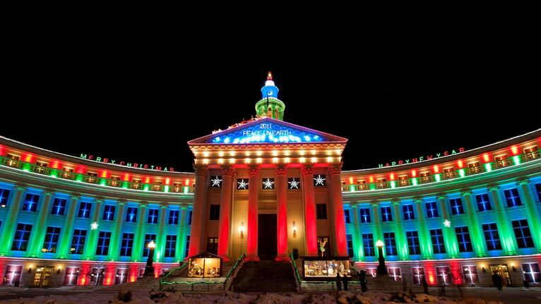 Happy Holidays! Our Top 5 Seasonal Entertainment Events In Denver
