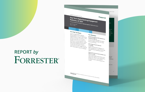 ebankIT recognized as a Pure-play Digital Banking Engagement Platform by Forrester
